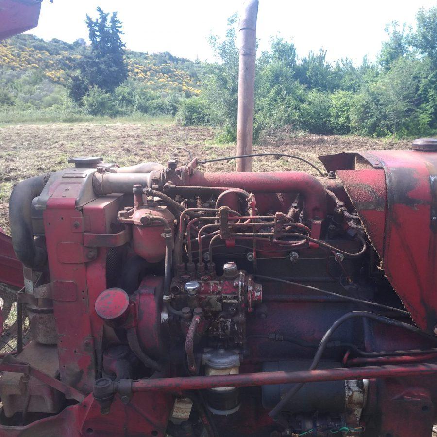 Une mecanique simple pour un travail sur sol vivant